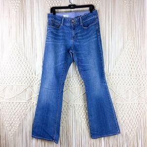 Gap Boot Cut Jeans Stretch